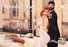 Fashiowl Poses - Wedding Rings // BOX