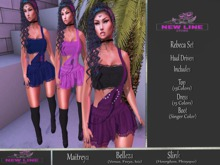 .:: New Line Store::.Rebeca Set