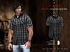 A&D Clothing - Shirt -Gregory- Ebony