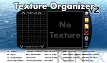 KinEx - Texture and Sculpt Organizer V2