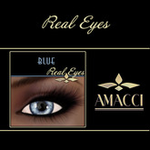 Amacci Real Eyes ~ Blue