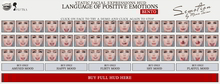 SEmotion Female Bento Facial Positive Expressions FULL HUD - 45 facial animations included.