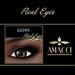 Amacci Real Eyes ~ Brown