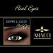Amacci Real Eyes ~ Brown & Green