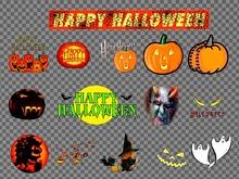 Halloween 15 Picture Prims