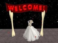 Halloween Welcome Gate