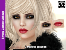 .:Glamorize:. Sweet Combo Makeup For System Avatars