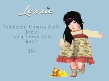 Lexxie ToddleeDoo Xiomara Outfit