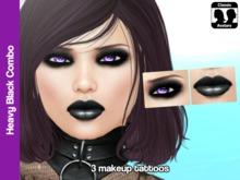 :Glamorize:. Heavy Black Combo For System Avatars