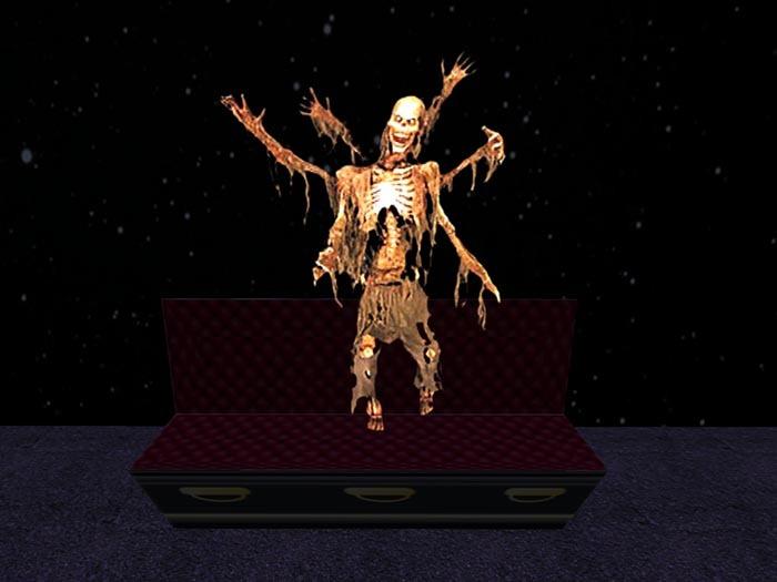 Halloween: Coffin