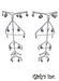 ::Girly's Inc.:: Coin Girl Leg Chains [ Silver ]
