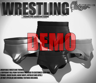 ::LV:. Wrestling Trunks For Gianni - DEMO