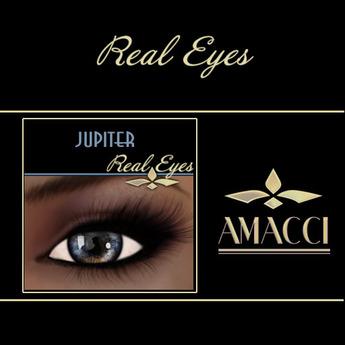 Amacci Real Eyes ~ Jupiter