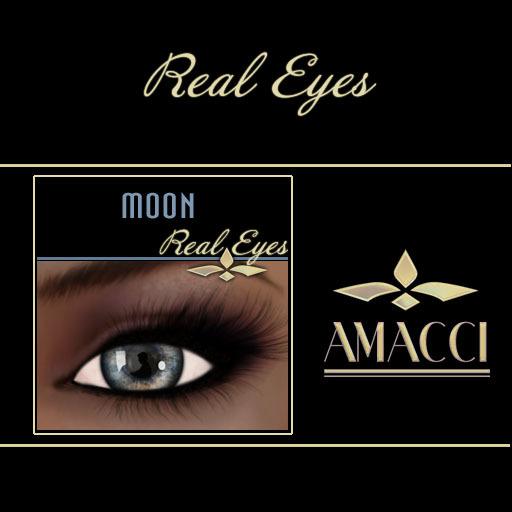 Amacci Real Eyes ~ Moon