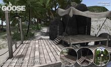 GOOSE - Summer deck terras