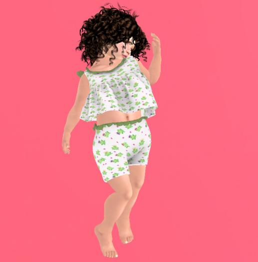 Lexxie ToddleeDoo Ranita (Baby)