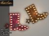 .: RatzCatz :. Marquee Cowboy Boot