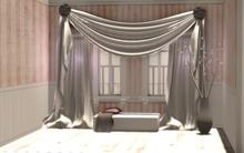 LOP Backdrop romantic room (box)