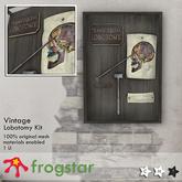 Frogstar - Vintage Lobotomy Kit