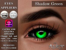 Az... Shadow Green (EYES APPLIERS)