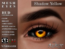 Az... Shadow Yellow (MESH EYES)