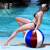 [ west end ] Poses - Sand & Sun - Single Poses w/Prop (add)