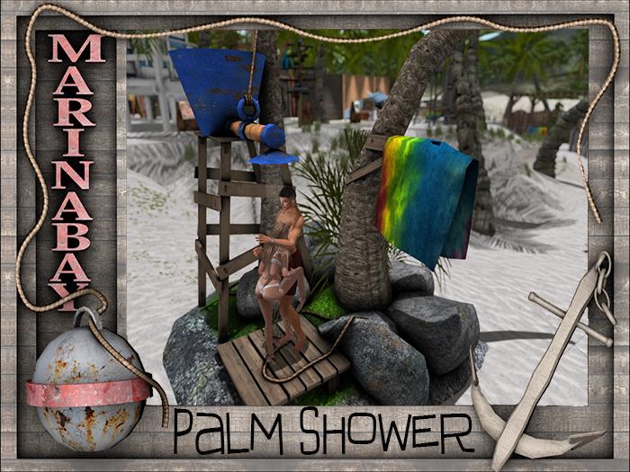 palm shower