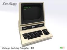 ~DecoFranzy~ Vintage Desktop Computer (CM)