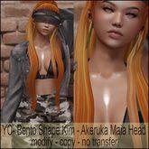 YC- Bento Shape Kim - Akeruka Maia Head