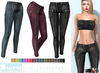 L&B - Leather Pants - Dita
