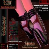 KDC Shigeko ankle ballet boots