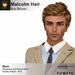 A a malcolm hair ash brown pic