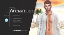 Vista Head Gerard Shape 1.0