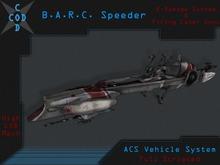 [COD] B.A.R.C. Speeder - K-Damage (Mesh)