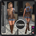 [RnR] Swag Rushton Country Outfit & Western Outfit, Works w/ Maitreya, Hourglass & Physique!