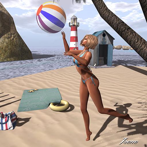 Iposes Beach Ball (Wear)