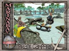 pirate campfire