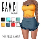 Paper.Sparrow - Bambi Skirt - FatPack