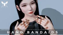 -MUSU- Hand Bandaids BENTO (Now with jake 2.0!)