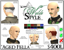 - Aged Fella - A Wylde Style by Khyle Sion at ~Refined Wild~