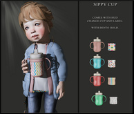 Candy Crunchers - Sippy Cup w/HUD