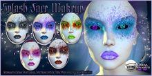 VENGE - Catwa & Omega - Splash Face Makeup