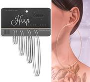 e.marie // Hoop Earrings - Sterling Silver