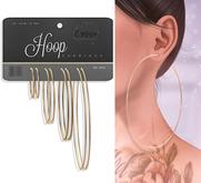 e.marie // Hoop Earrings - 18k