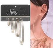 e.marie // Hoop Earrings - 14k