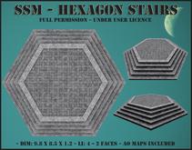 SSM - Hexagon Stairs