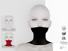 Zibska ~ Ran Neck & Face tattoo in 3 colors
