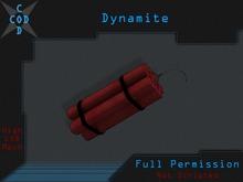[COD] Dynamite - Full Perm Weapon