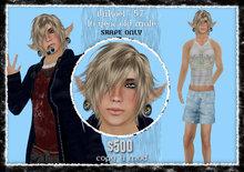 *Zanzo* Mikael shape (16yo male)
