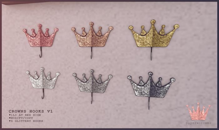 paper.crowns - crown hooks v1